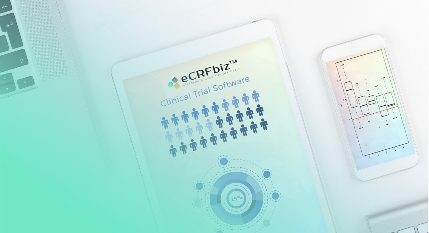 eCRF - Clinical Trial Software