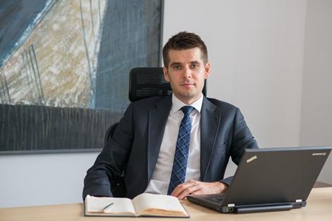 Rafał Piszczek, prezez Biostat